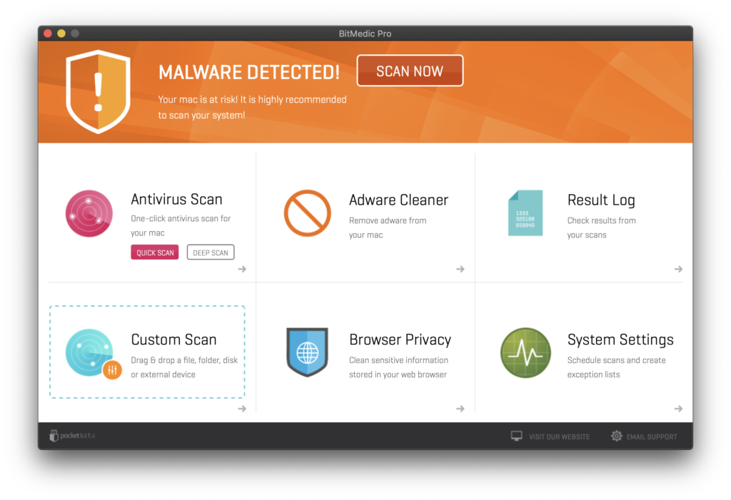 User Guide – BitMedic AntiVirus